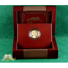2008 W $10 Gold American Buffalo Coin