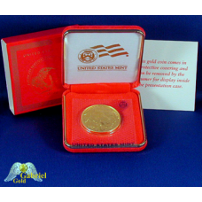 2008 W $50 Gold American Buffalo Coin