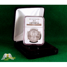2009 P Braille Silver Commemorative Dollar MS-70