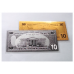 $10 - 24k Gold and Silver Banknote Set