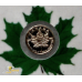 1 Gram .995 Silver Maple Leaf Round