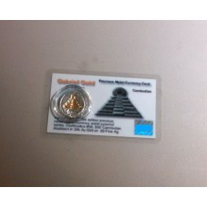 $50 Silver Cambodian Pyramid Doubloon