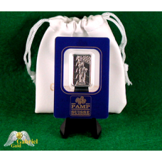 5 Gram Statue of Liberty 999.5 Palladium Ingot
