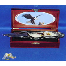 Flying Eagle Custom Handle Pocket Knife