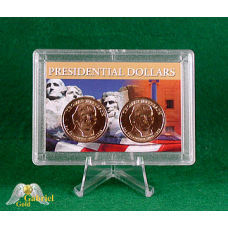 2007 P+D T. Jefferson Pres $ Set